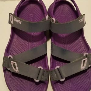 Teva Barracuda Purple/Black Sport Water Sandals